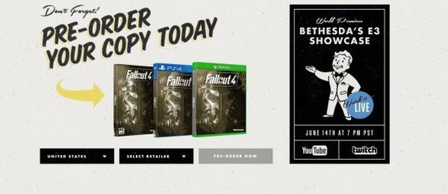 #видео | Bethesda официально анонсировала игру Fallout 4. Скриншот 2