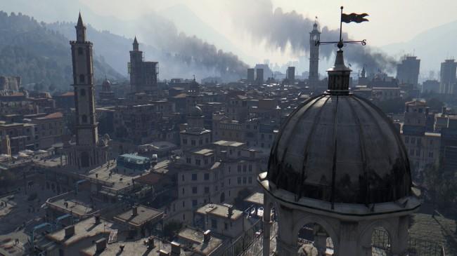Обзор игры Dying Light: лето, зомби и паркур. Скриншот 1