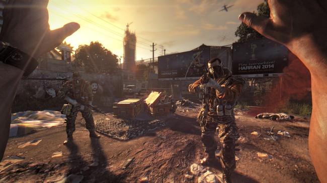 Обзор игры Dying Light: лето, зомби и паркур. Скриншот 2