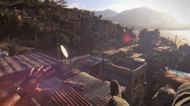 Обзор игры Dying Light: лето, зомби и паркур. Скриншот 8