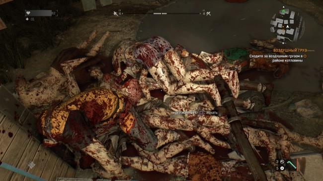 Обзор игры Dying Light: лето, зомби и паркур. Скриншот 16