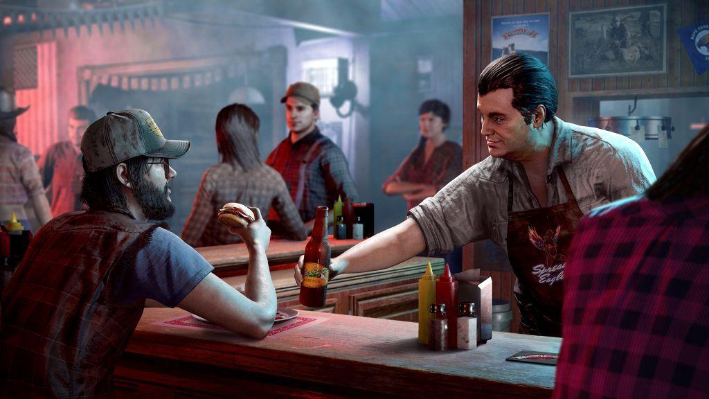 Обор игры Far Cry 5: один против культа. Скриншот 3
