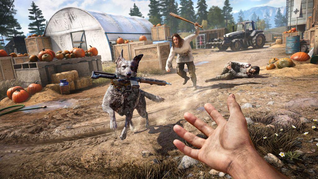 Обор игры Far Cry 5: один против культа. Скриншот 8
