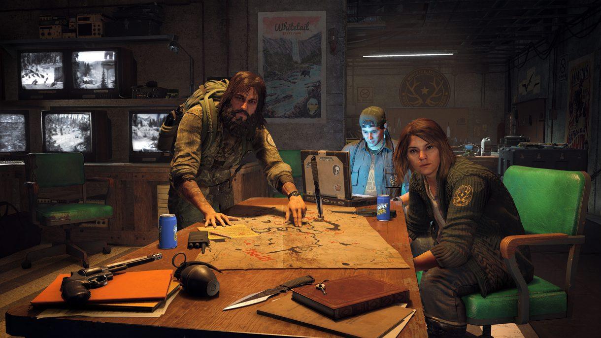 Обор игры Far Cry 5: один против культа. Скриншот 9