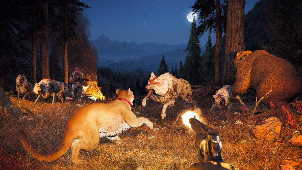 Обор игры Far Cry 5: один против культа. Скриншот 10