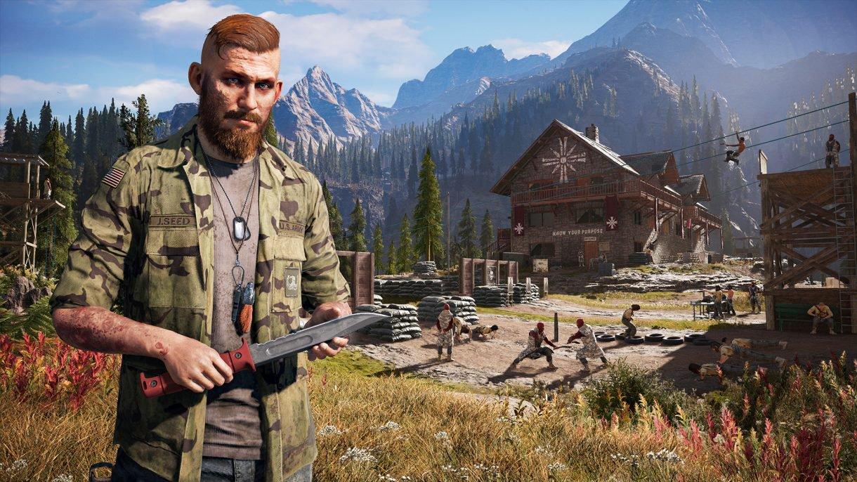 Обор игры Far Cry 5: один против культа. Скриншот 12