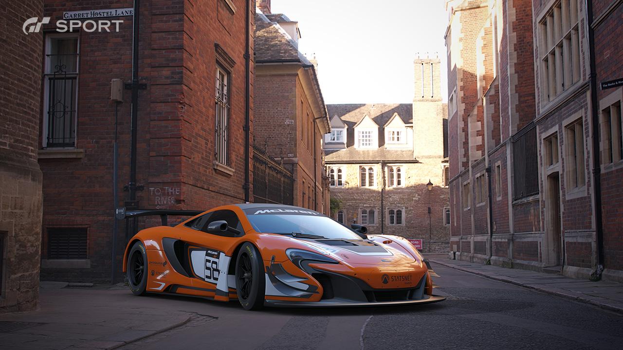 Обзор игры Gran Turismo Sport. Скриншот 3