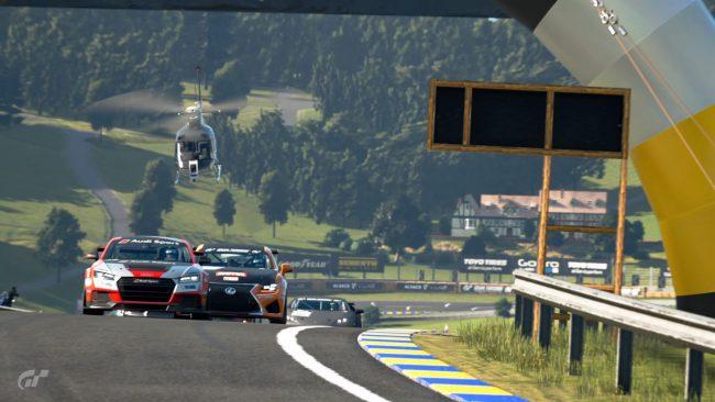 Обзор игры Gran Turismo Sport. Скриншот 6
