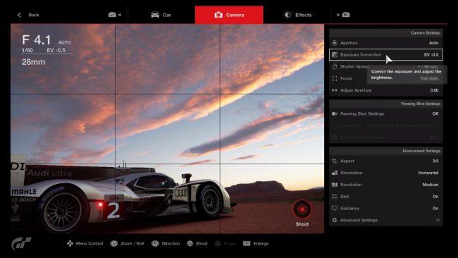 Обзор игры Gran Turismo Sport. Скриншот 4