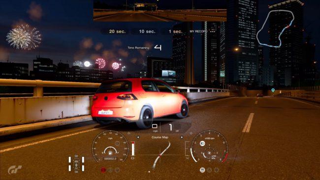Обзор игры Gran Turismo Sport. Скриншот 7