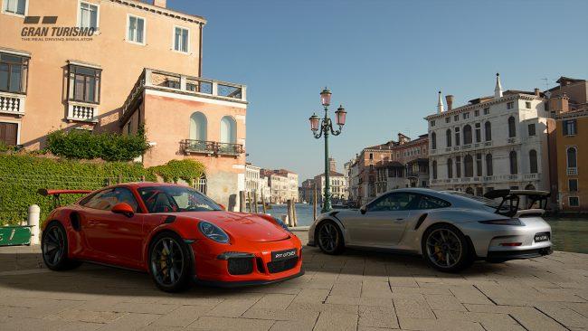 Обзор игры Gran Turismo Sport. Скриншот 11
