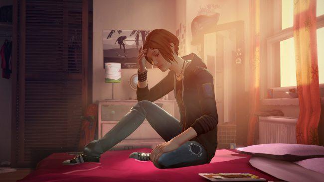Обзор игры Life is Strange: Before the Storm. Скриншот 1