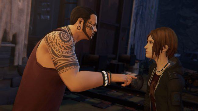 Обзор игры Life is Strange: Before the Storm. Скриншот 5