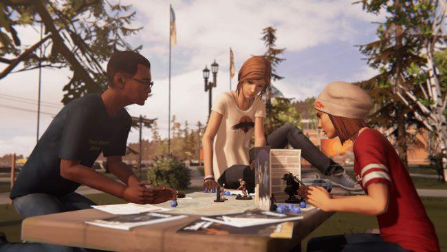 Обзор игры Life is Strange: Before the Storm. Скриншот 7