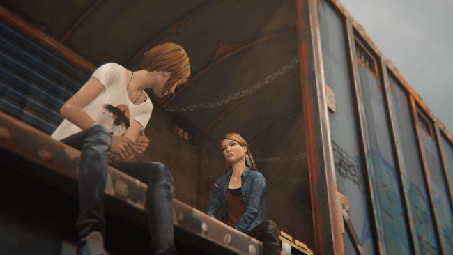 Обзор игры Life is Strange: Before the Storm. Скриншот 10