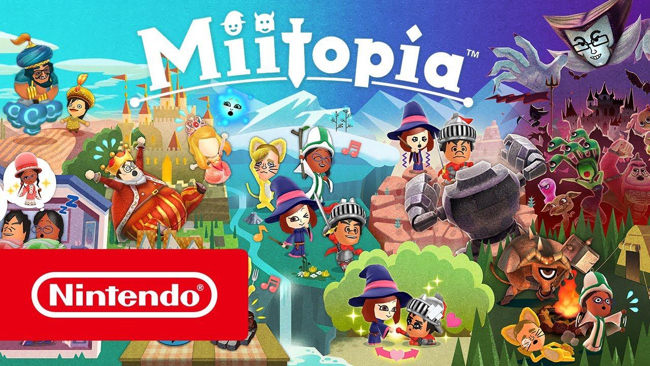 Обзор игры Miitopia: JRPG для всей семьи. Скриншот 16