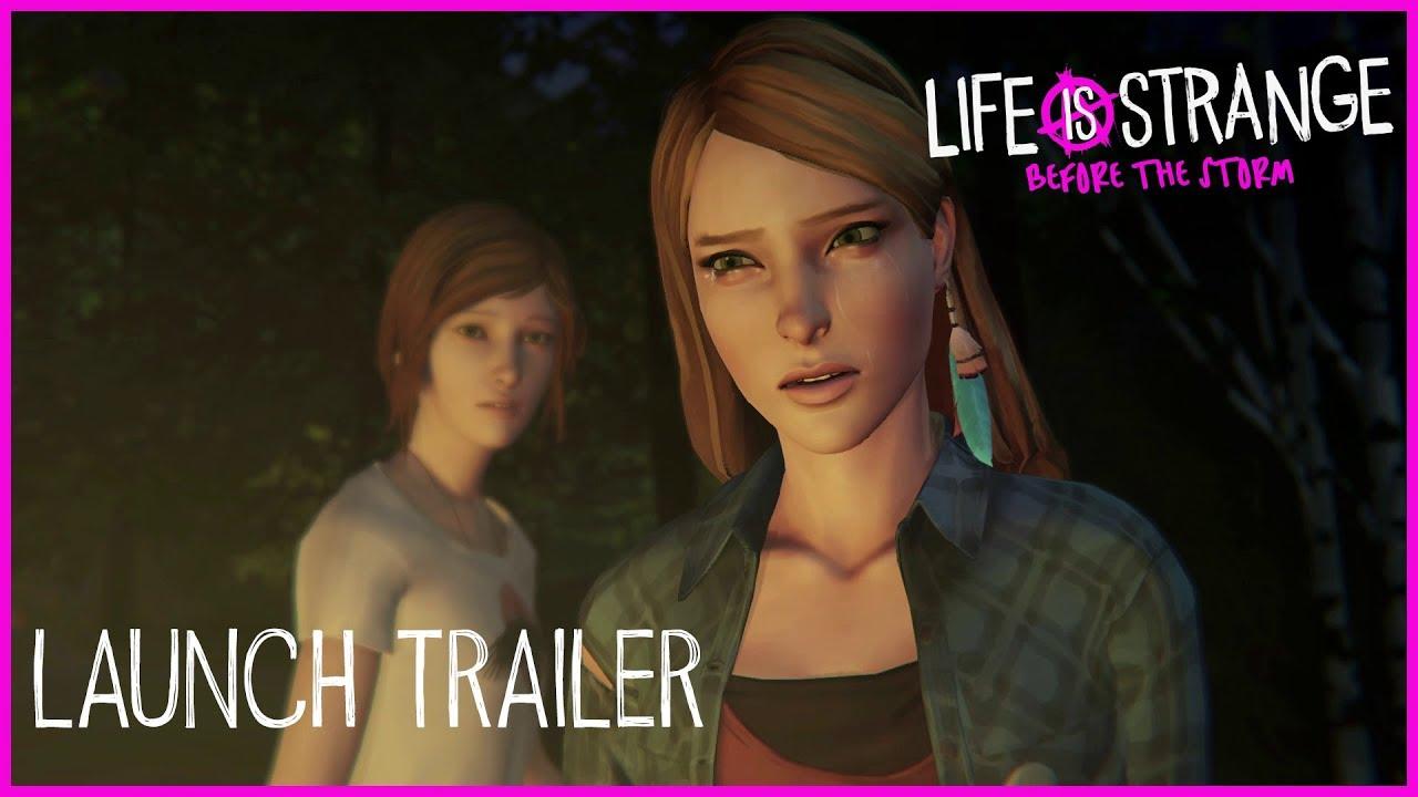 Обзор игры Life is Strange: Before the Storm. Скриншот 11