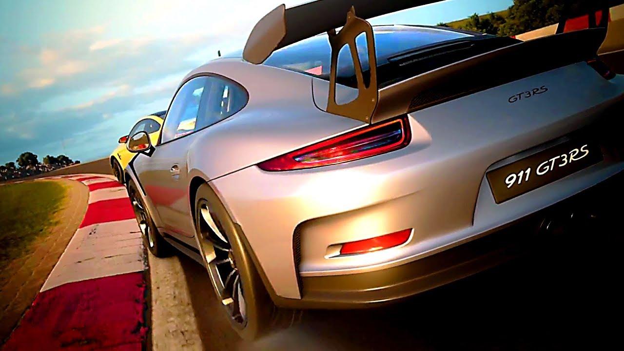 Обзор игры Gran Turismo Sport. Скриншот 10