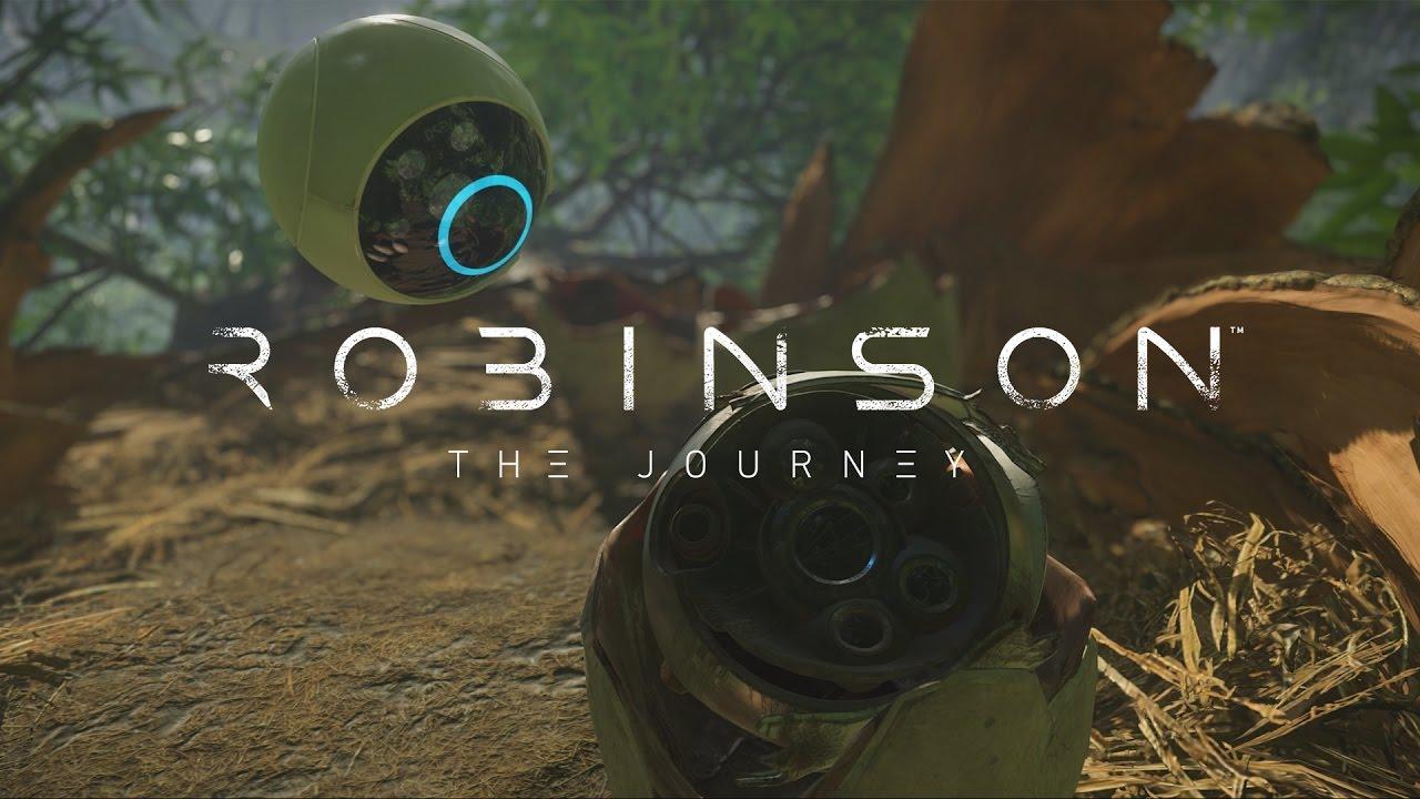 Обзор игры Robinson: The Journey: виртуальная реальность Юрского периода. Скриншот 14