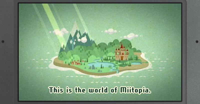 Обзор игры Miitopia: JRPG для всей семьи. Скриншот 4