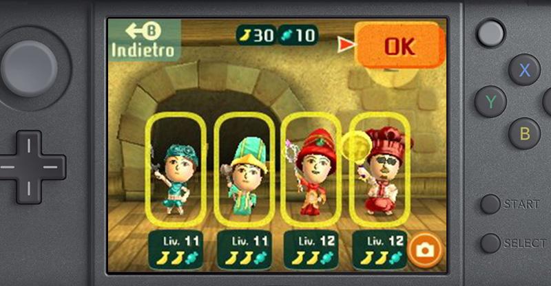 Обзор игры Miitopia: JRPG для всей семьи. Скриншот 8