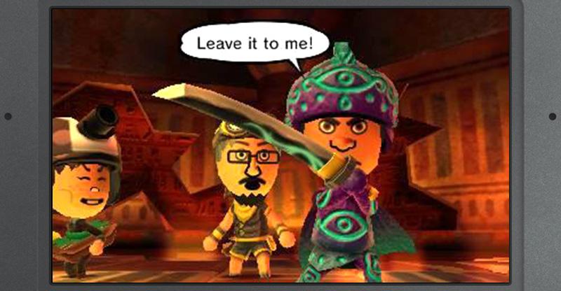 Обзор игры Miitopia: JRPG для всей семьи. Скриншот 12
