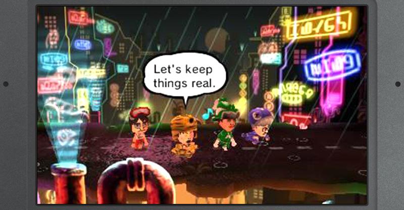 Обзор игры Miitopia: JRPG для всей семьи. Скриншот 15