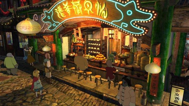 Обзор игры Ni no Kuni II: Revenant Kingdom. Скриншот 2