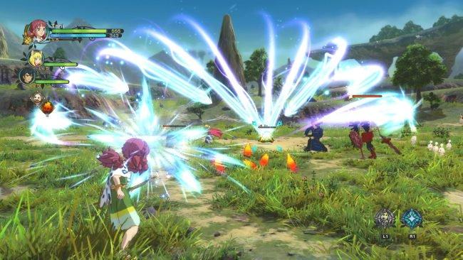 Обзор игры Ni no Kuni II: Revenant Kingdom. Скриншот 7