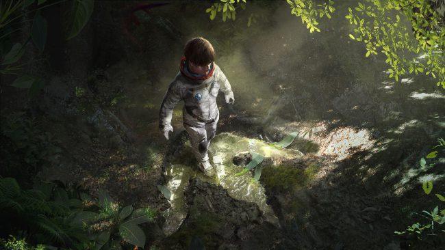 Обзор игры Robinson: The Journey: виртуальная реальность Юрского периода. Скриншот 2
