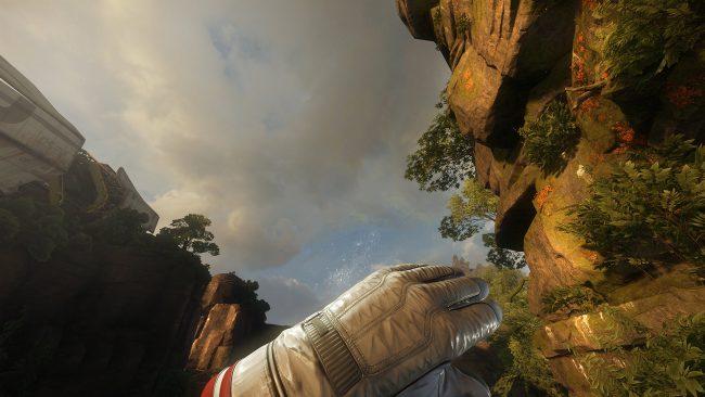 Обзор игры Robinson: The Journey: виртуальная реальность Юрского периода. Скриншот 3