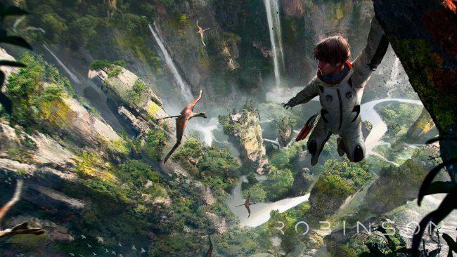 Обзор игры Robinson: The Journey: виртуальная реальность Юрского периода. Скриншот 9