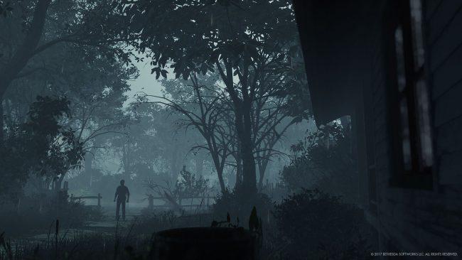 Обзор игры The Evil Within 2. Скриншот 1