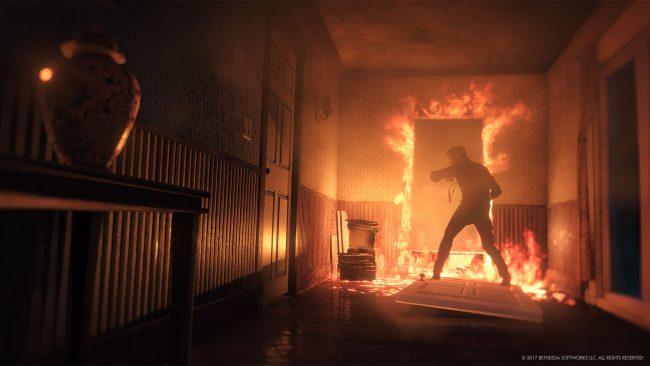 Обзор игры The Evil Within 2. Скриншот 2
