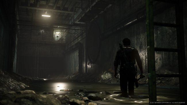 Обзор игры The Evil Within 2. Скриншот 7