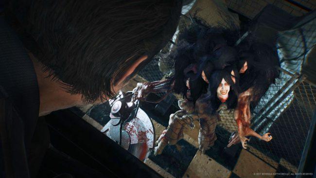 Обзор игры The Evil Within 2. Скриншот 8