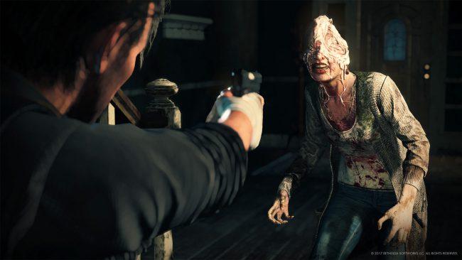 Обзор игры The Evil Within 2. Скриншот 9