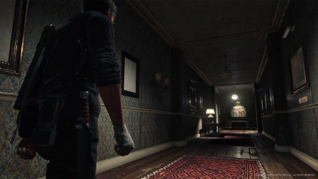 Обзор игры The Evil Within 2. Скриншот 10