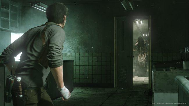 Обзор игры The Evil Within 2. Скриншот 12
