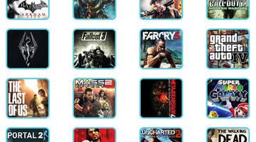 Лучшие игры на XBOX 360