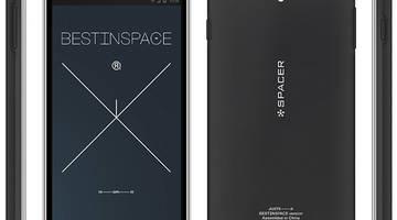 Обзор бюджетного смартфона Just5 Spacer