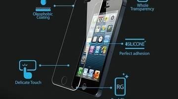 Выбор хорошего защитного стекла для смартфона