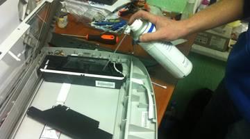 Профессиональное обслуживание принтеров