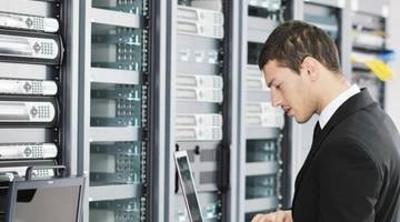 В чем заключается обслуживание серверов?