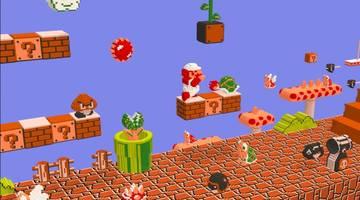 Прохождение Super Mario Brothers