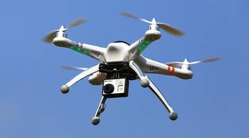 Управление дроном в России признали профессией