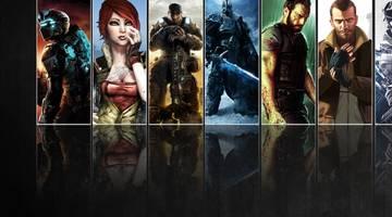 Видео топ 10 лучших игр