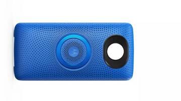 Motorola выпускает самый дешевый стереофонический динамик Moto Mod