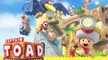 Nintendo Switch получает Captain Toad, расширение Splatoon и многое другое
