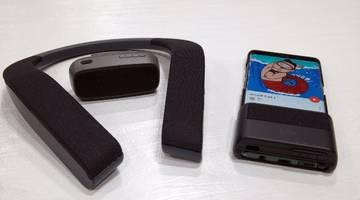Последние проекты Samsung C-Lab включают частные портативные динамики